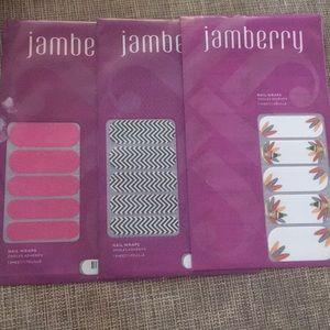 Jamberry nail stickers